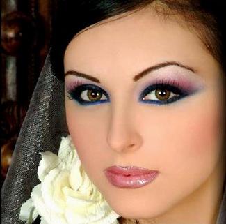 Макияж глаз красота и очарование