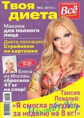 журнал диетологии